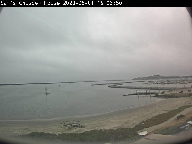 Half Moon Bay Webcam Image
